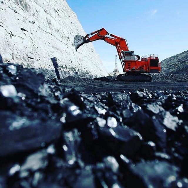 Работы на шахте