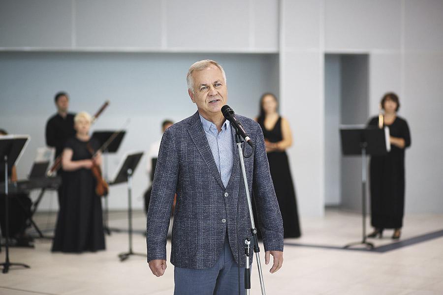 В Толмачёво открылась выставка «НОВАТ: история и современность» - Фотография