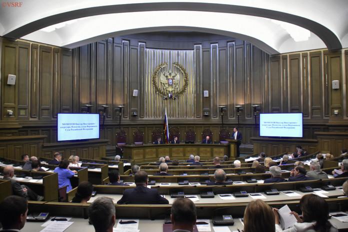 Миниатюра для: Верховный суд РФ не стал отменять согласие на уголовное преследование экс-председателя Новосибирского облсуда