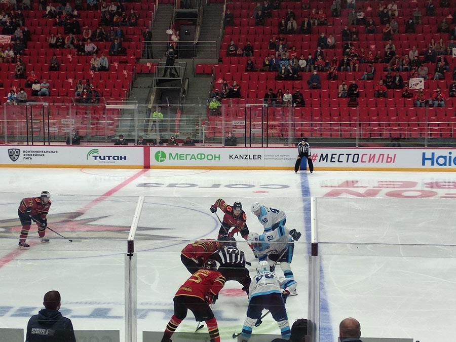 «Сибантрацит» укрепляет бренд новосибирского хоккея - Изображение