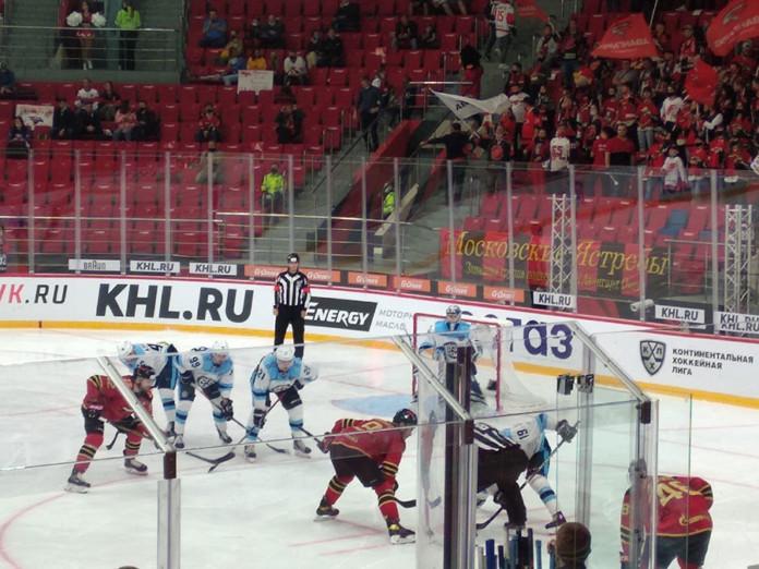 Миниатюра для: «Сибантрацит» укрепляет бренд новосибирского хоккея