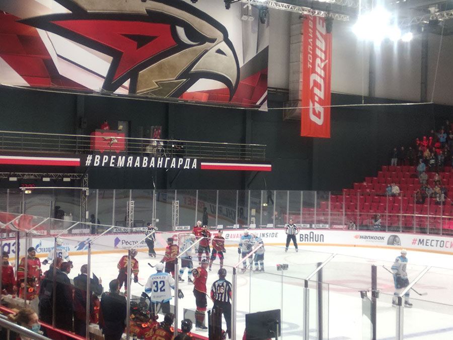 «Сибантрацит» укрепляет бренд новосибирского хоккея - Фотография