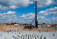 Стартовала активная фаза строительства «Арены Омск»