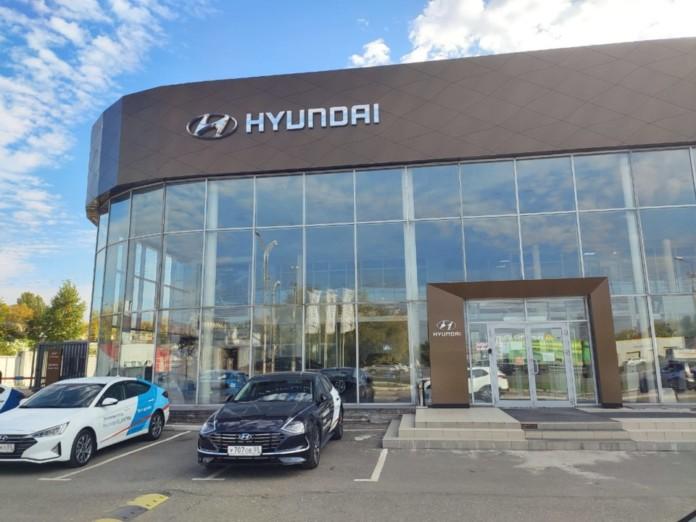 Миниатюра для: Дилерский центр Hyundai вошёл в состав группы компаний «БАРС» под руководством известного омского бизнесмена Виталия Ольшанского