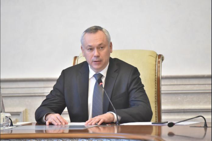 Миниатюра для: Андрей Травников: «Избирательная кампания прошла на высоком уровне, борьба была честной и открытой»
