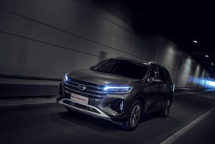 Миниатюра для: Китайский премиальный автомобильный бренд вышел в Омск
