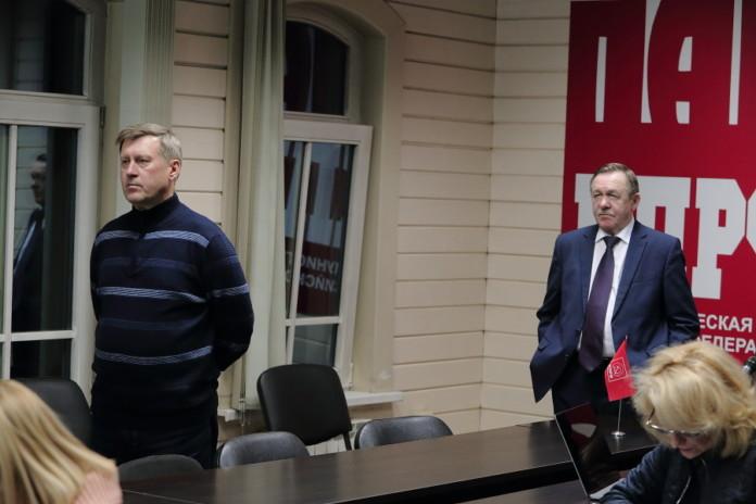 Миниатюра для: КПРФ распределяет списочные мандаты в Заксобрании Новосибирской области