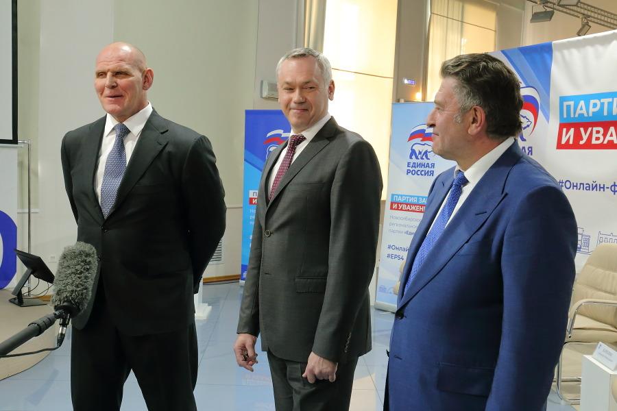 Как меняется Заксобрание Новосибирской области?