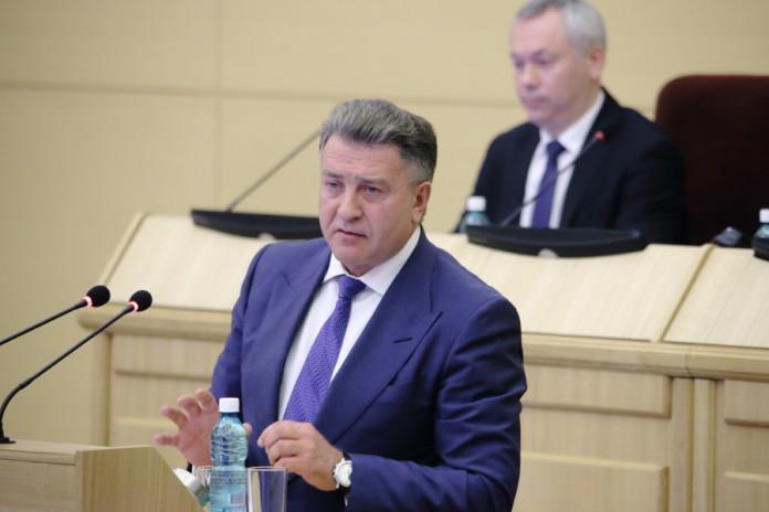 Миниатюра для: Новосибирские депутаты выбрали руководящий состав Законодательного собрания