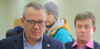 Андрей Жирнов (справа) и Илья Поляков