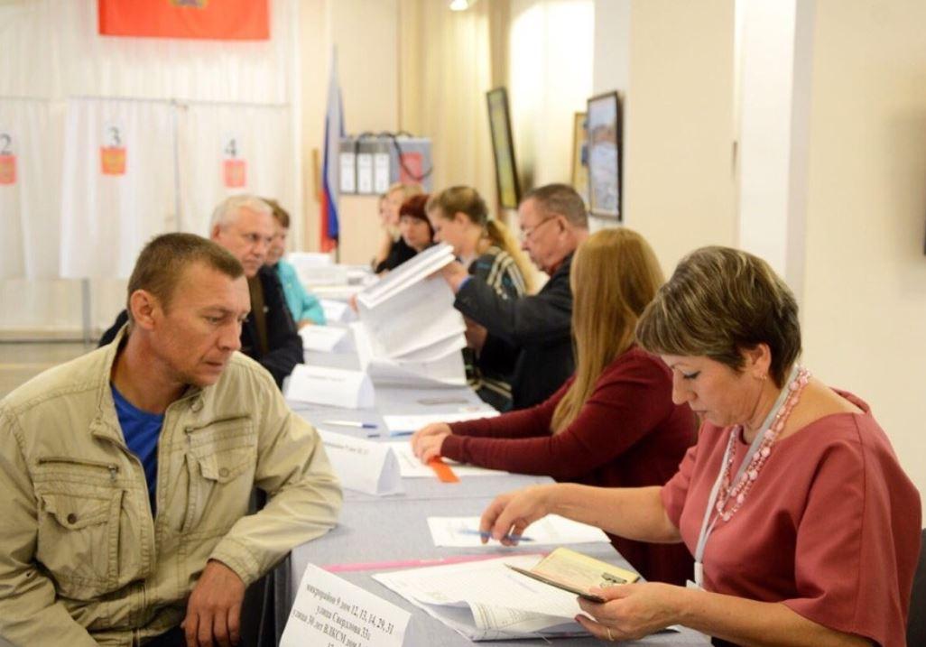 Красноярский край: на выборах в органы местного самоуправления средняя явка составила 22%