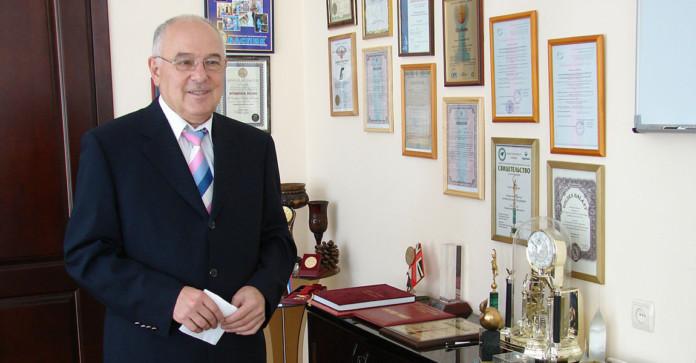 Генеральный директор ВТЦ «Баспик» Сослан Кулов