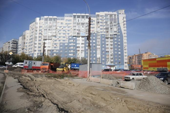 Миниатюра для: Площадь Лыщинского в Новосибирске реконструируют к чемпионату по хоккею-2023