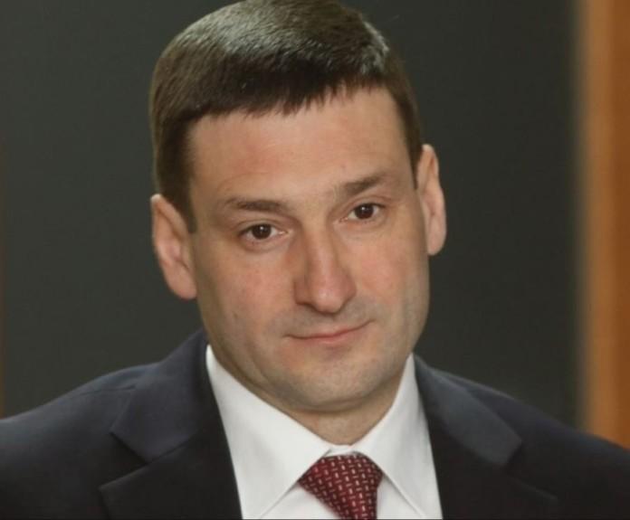 Миниатюра для: Константин Зайцев утвержден председателем правительства Иркутской области