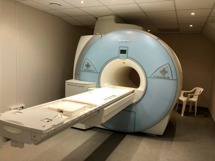 Ветеринарная клиника «БЭСТ» приобрела МРТ от Siemens