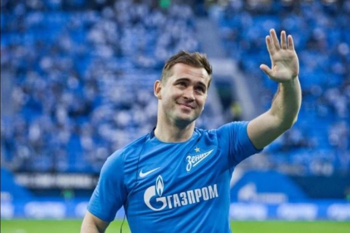 Миниатюра для: Александр Кержаков стал главным тренером томской футбольной команды «Томь»