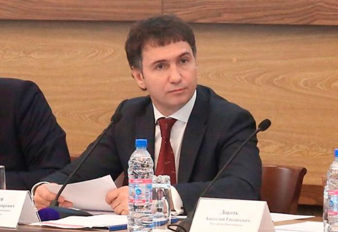 Миниатюра для: Дмитрий Асанцев: «Единая Россия» сформировала большинство в горсовете Новосибирска»