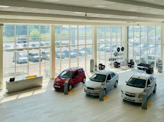Миниатюра для: Крупный омский автодилер пополнит портфель брендом Chevrolet