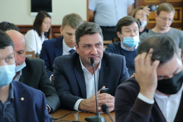 В центре-Андрей Гудовский Единая Россия