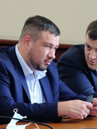 Денис Кулинич Единая Россия