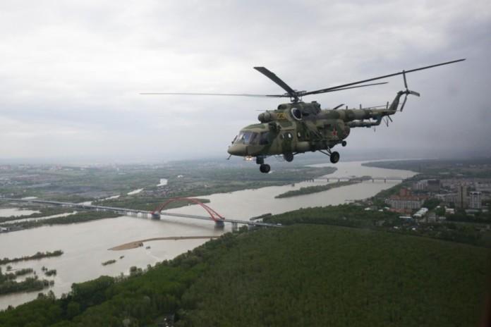 Миниатюра для: Росгвардия изменит траекторию полетов над жилыми домами в Новосибирске