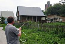 В Новосибирской области остановили строительство мусорного полигона
