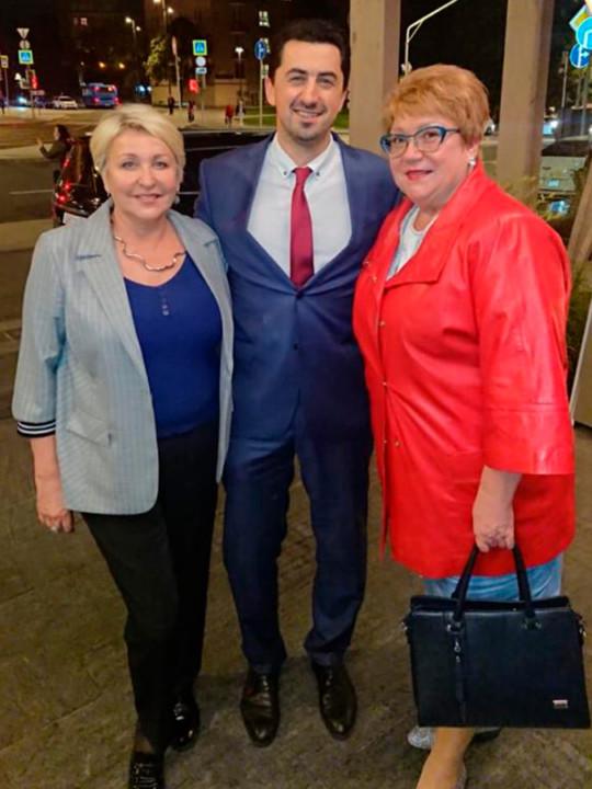 Будущее культуры Новосибирска обсудили в Москве