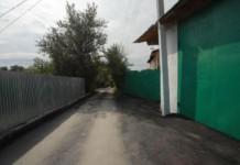 Дорога на Сухарной