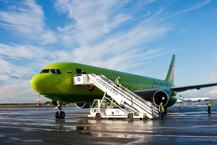 Миниатюра для: Авиакомпания S7 возобновит рейсы из Новосибирска в Дубай
