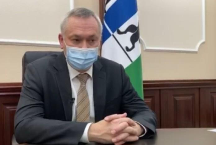 Миниатюра для: Новосибирский губернатор рассказал, когда и как решится проблема с ПЦР-тестами