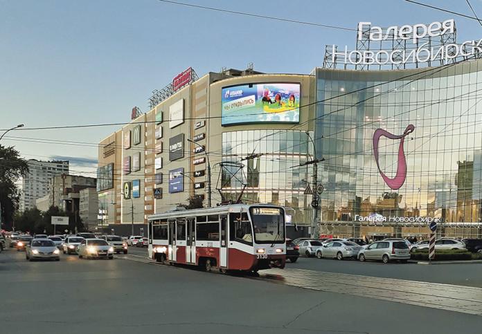 Миниатюра для: Почему Новосибирск встанет на трамвайные рельсы?