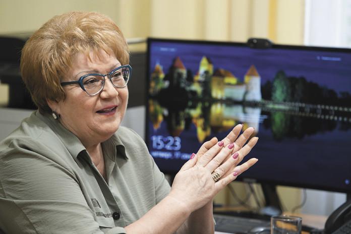 Наталья Ярославцева