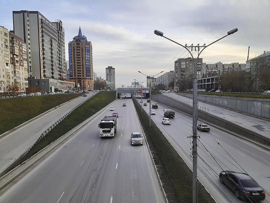 Ускорение Новосибирска: пересядет ли рядовой автомобилист на общественный транспорт? - Фотография