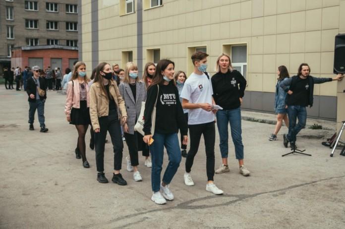НГТУ, студенты