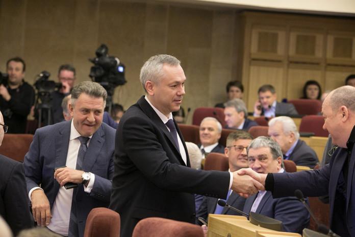 Миниатюра для: Попадет ли пост сельского вице-губернатора в Новосибирской области под оптимизацию?
