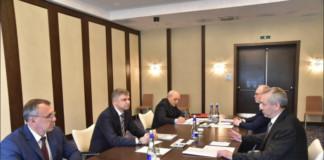 Андрей Травников и Олег Белозёров