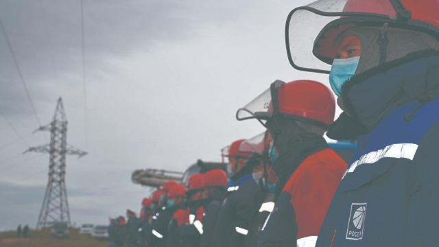 Миниатюра для: Глава Тувы поблагодарил энергетиков «Россетей» за быстрое восстановление электроэнергии в республике