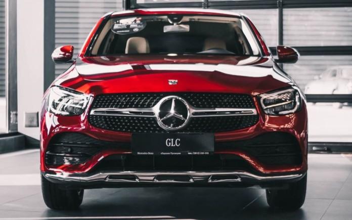 Миниатюра для: Сумел ли Mercedes отвоевать долю у BMW и Lexus в Новосибирской области?