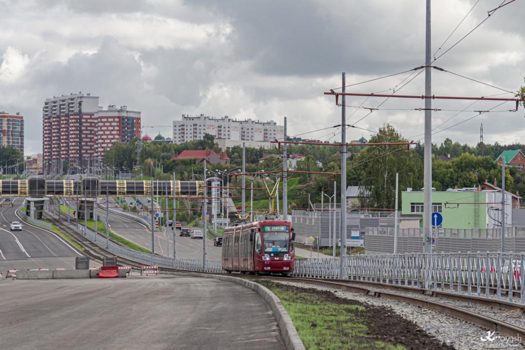 Почему Новосибирск встанет на трамвайные рельсы? - Фотография