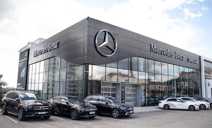 Сумел ли Mercedes отвоевать долю у BMW и Lexus в Новосибирской области? - Картинка