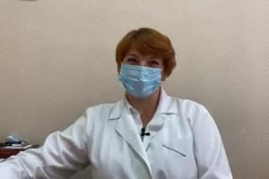 Главный эпидемиолог Новосибирской области ЕЛЕНА ПУДОВА