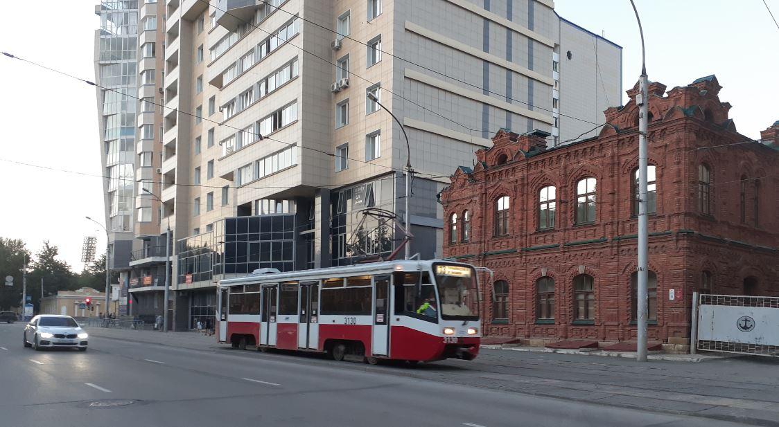 Почему Новосибирск встанет на трамвайные рельсы? Картинка