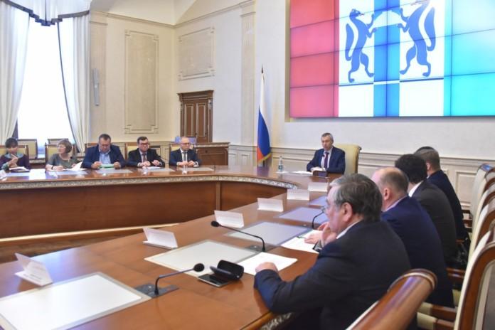 Миниатюра для: Новосибирских чиновников планируют поощрять рублём