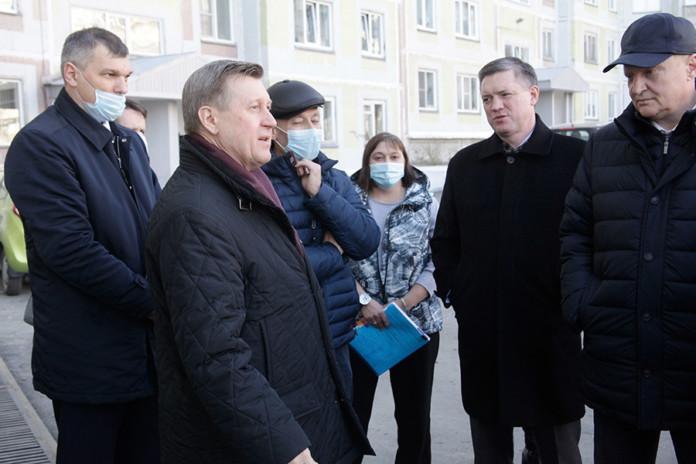 Миниатюра для: Мэрия Новосибирска завершила крупнейший за этот год проект по благоустройству