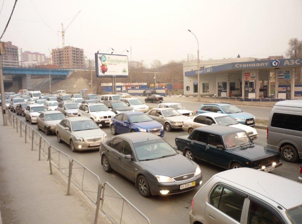 Ускорение Новосибирска: пересядет ли рядовой автомобилист на общественный транспорт? - Изображение
