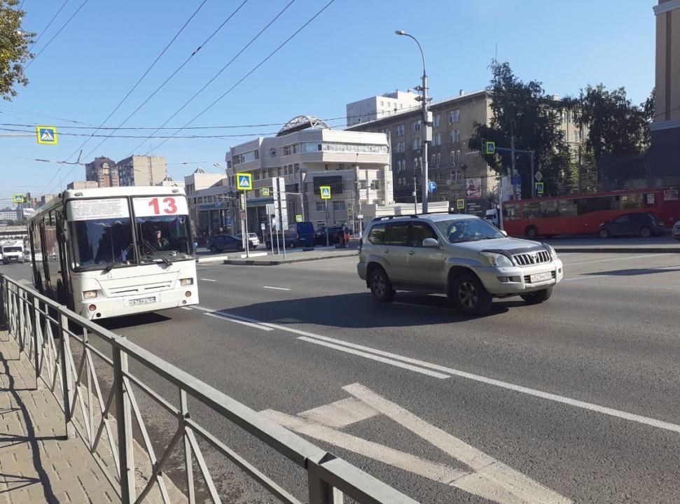 Ускорение Новосибирска: пересядет ли рядовой автомобилист на общественный транспорт? - Картинка