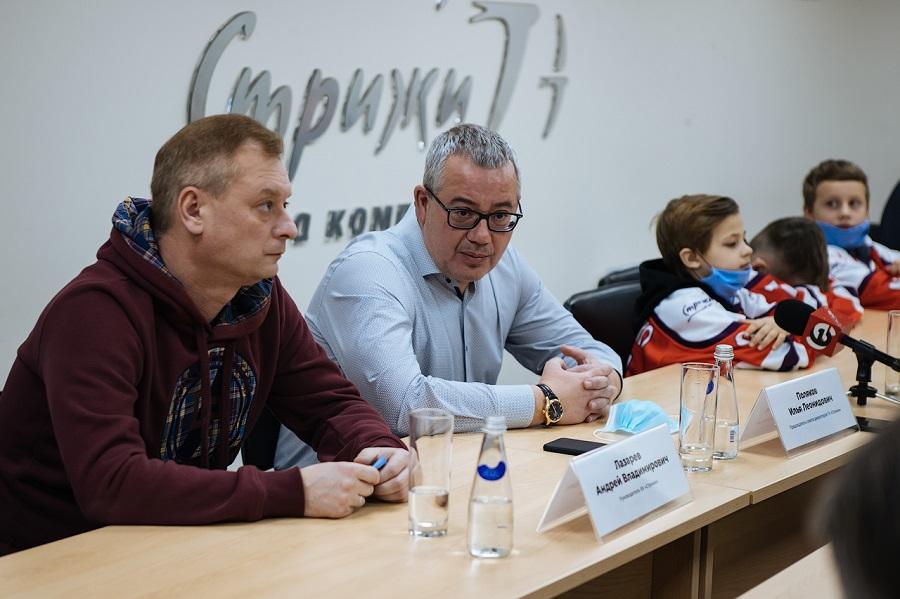 Новосибирская хоккейная команда одержала победу в московском турнире - Фотография
