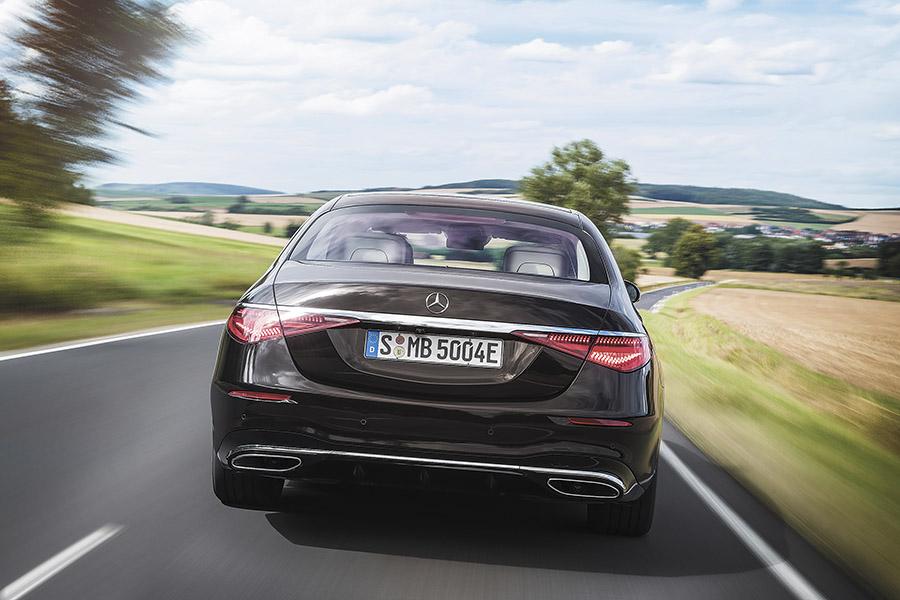 Автомобиль месяца. Новый Mercedes-Benz S-Class - Фотография