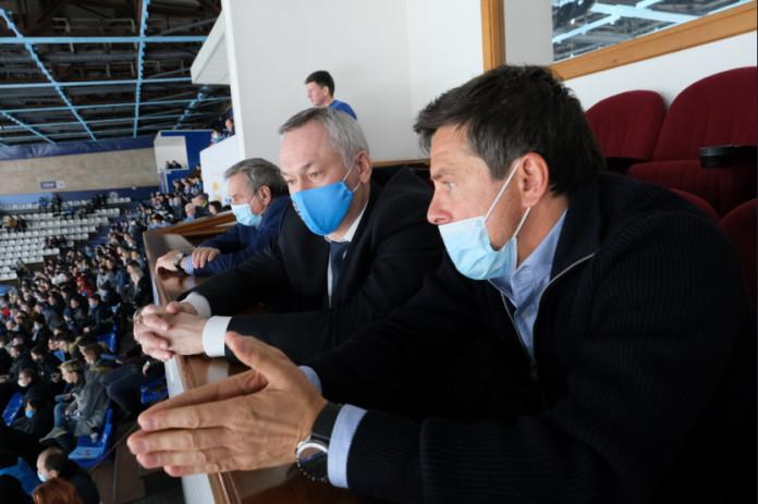 Андрей Травников и Александр Крылов