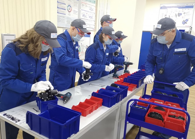 Работе в условиях пандемии будут учить на новосибирской «Фабрике процессов»